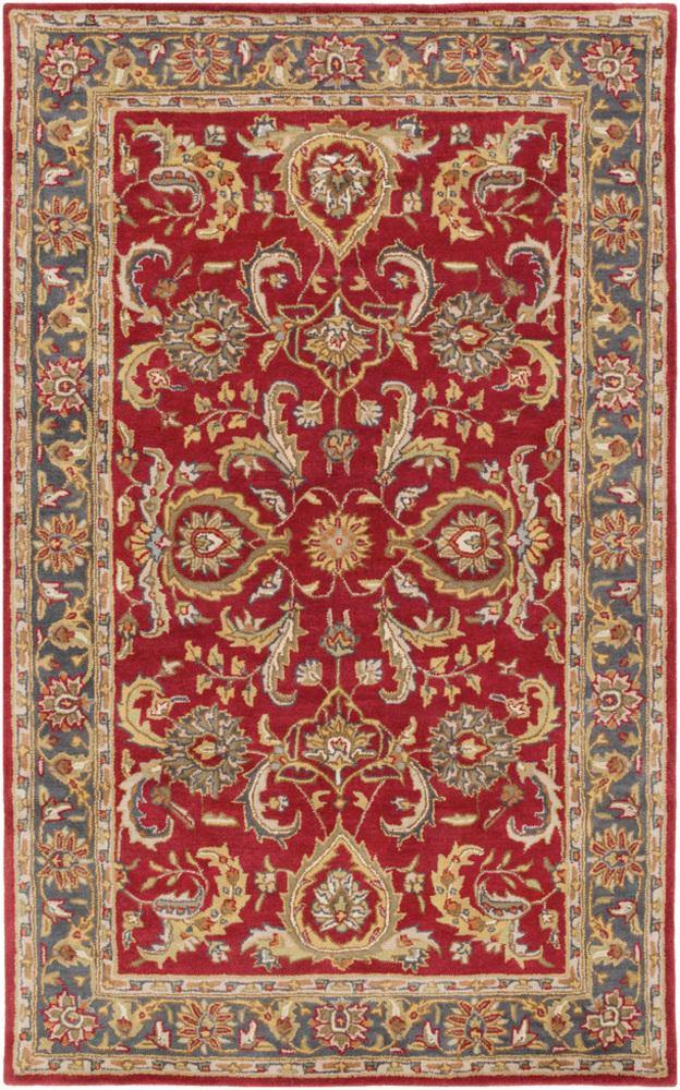 Artistic Weavers Middleton AWHY-2062 Bright Red Area Rug