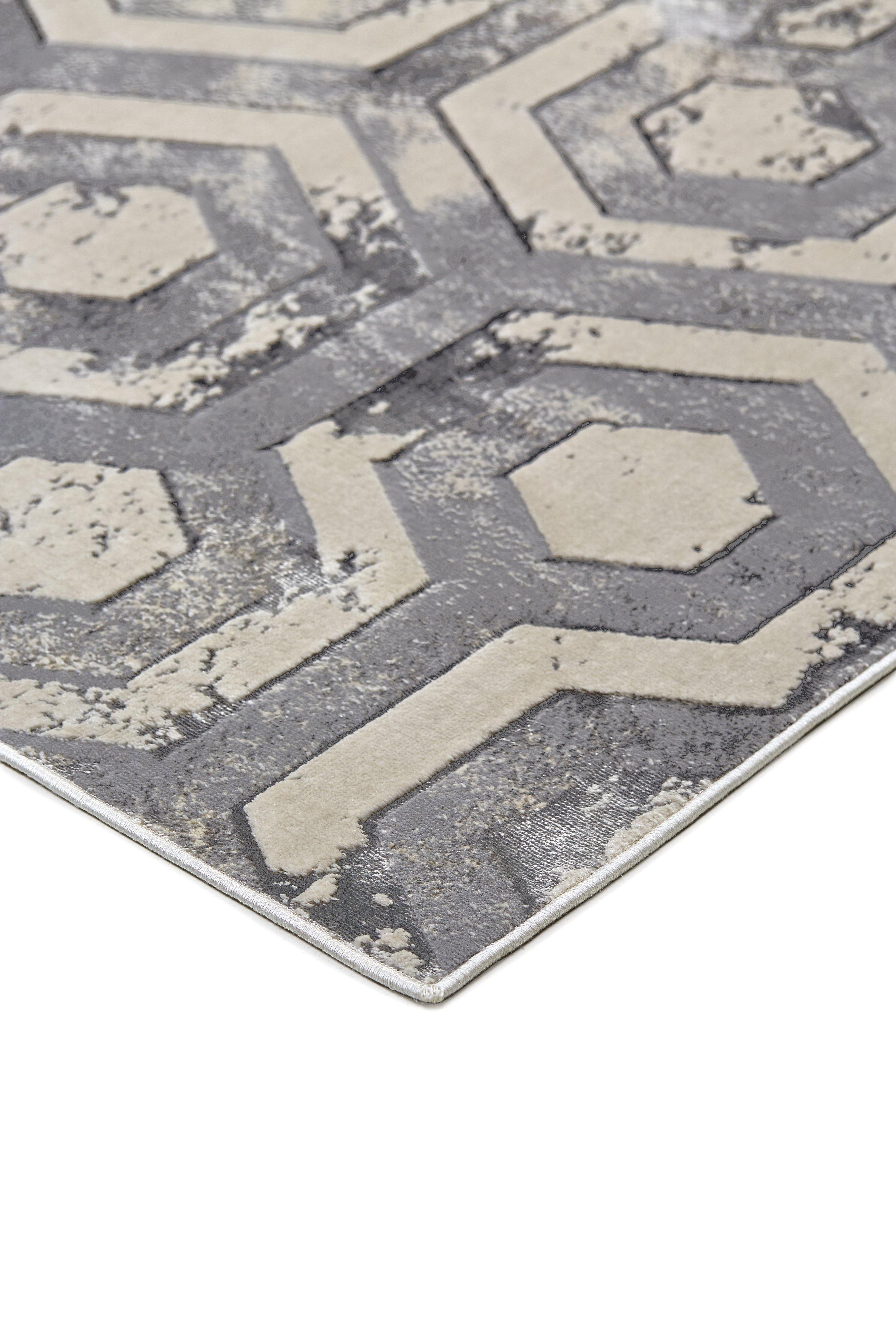 Feizy Micah Beige Gray 3046f Area Rug The Rug Store
