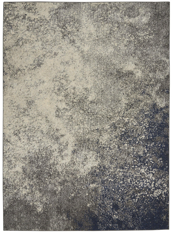 Nourison Passion PSN10 Charcoal/Ivory Area rug