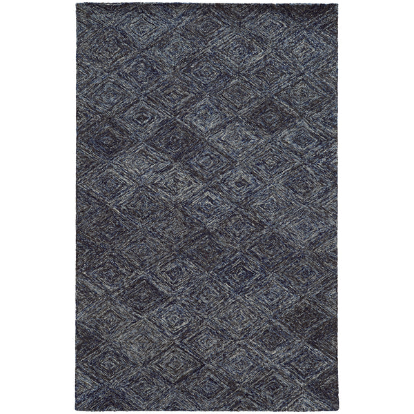 Pantone Colorscape 42101 Blue/ Grey Area Rug - rug store usa