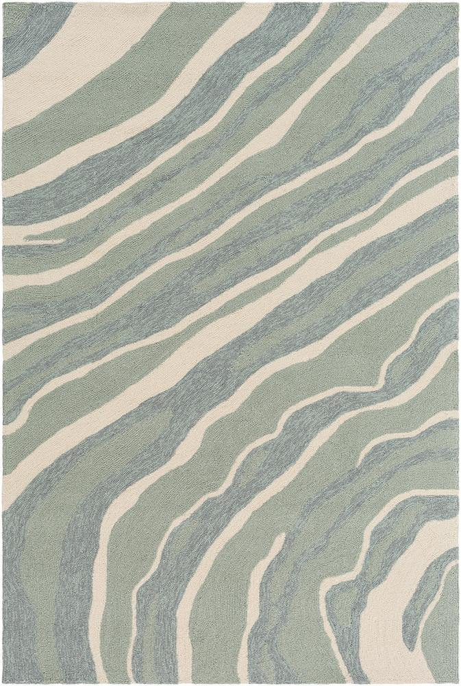 Candice Olson Courtyard CTY-4045 Medium Gray Area Rug