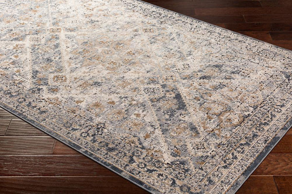 Surya Durham DUR-1016 Medium Gray Area Rug