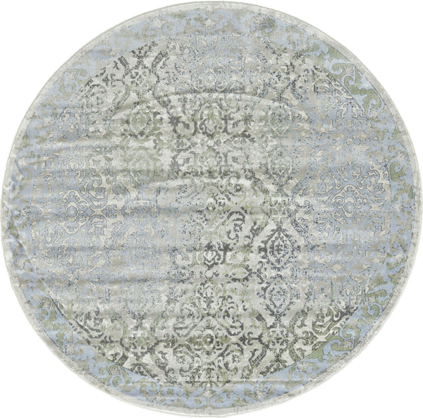 Feizy KATARI 661-3374F ICE / BIRCH Area Rug - The Rug Store