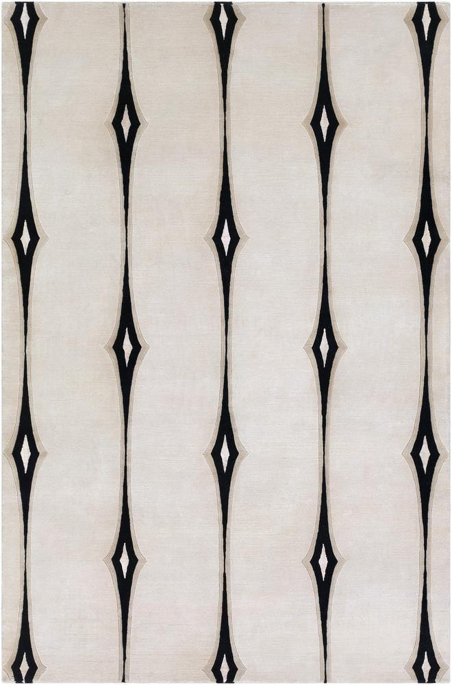 Candice Olson Luminous LMN3002 Beige Area Rug