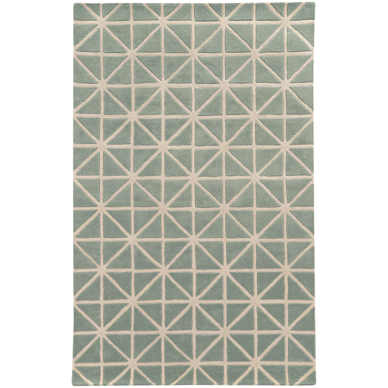 Pantone Optic 41103 Grey/ Ivory Area Rug - rug store usa