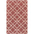 Pantone Optic 41109 Rust/ Ivory Area Rug - rug store usa