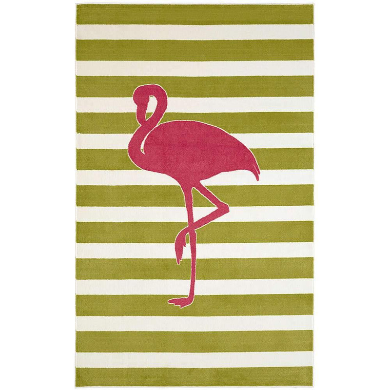 Mohawk Aurora (Kids) Fancy Flamingo Hot Pink 12387-503 Area Rug