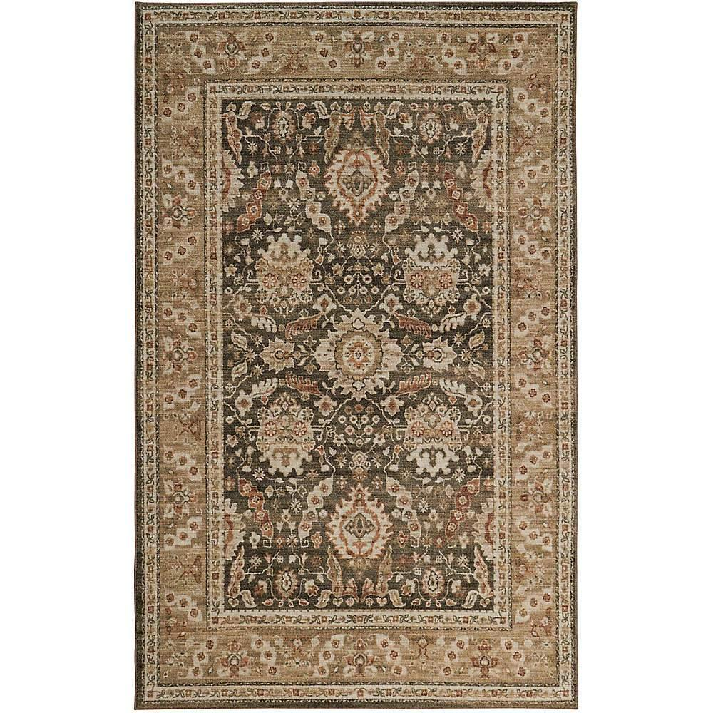 Mohawk Prismatic Marshall Gray Z0107-A431 Area Rug