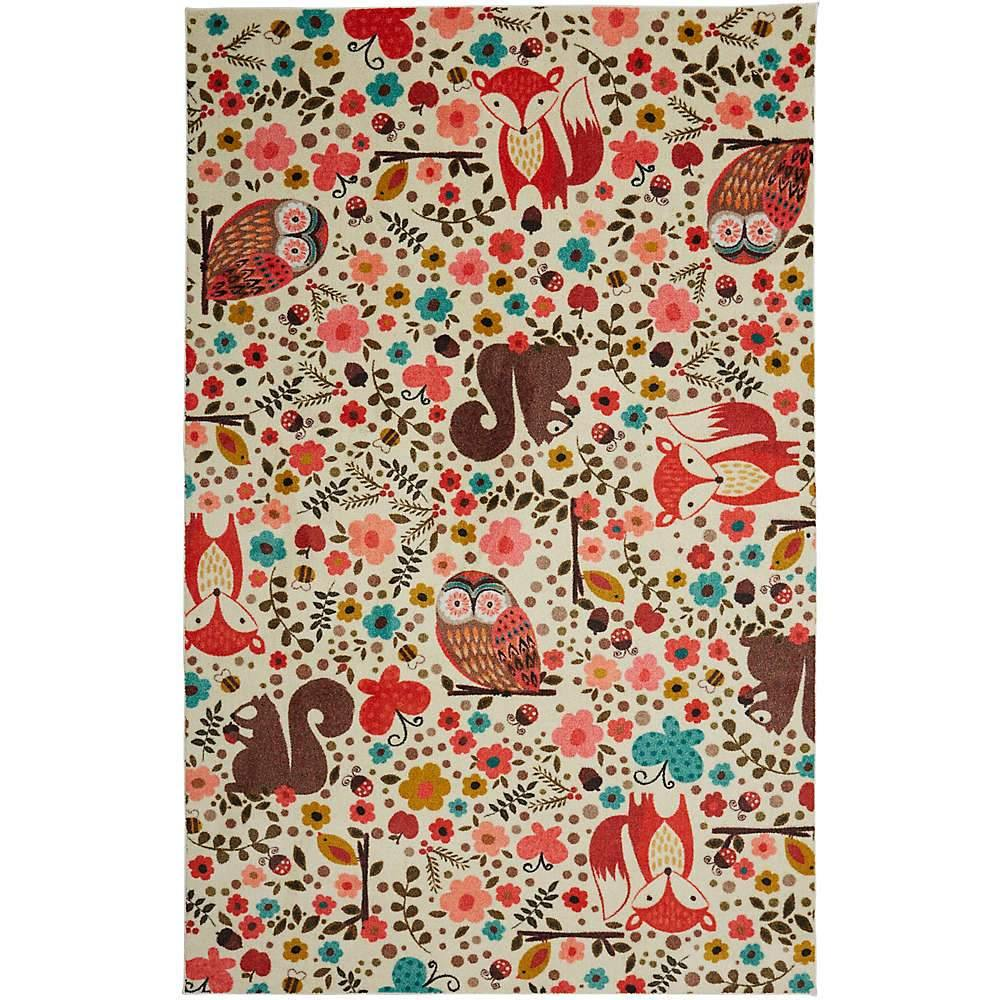 Mohawk Prismatic Enchanted Forest Multi Z0281-A416 Area Rug