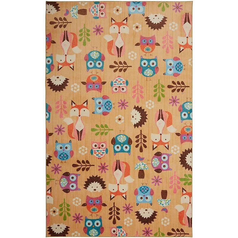 Mohawk Prismatic Animal Toss Multi Z0287-A416 Area Rug