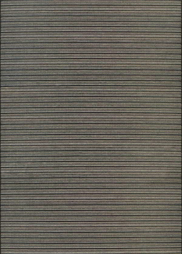 Couristan CAPE HARWICH 9831-3959 BLACK/TAN Area Rug