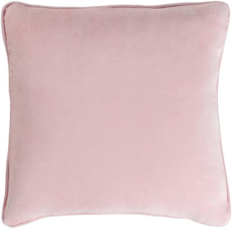 Artistic Weavers Safflower SAFF-7201 Pale Pink Pillow Cover