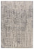 Feizy PRASAD 670-3683F GRAY Area Rug - The Rug Store