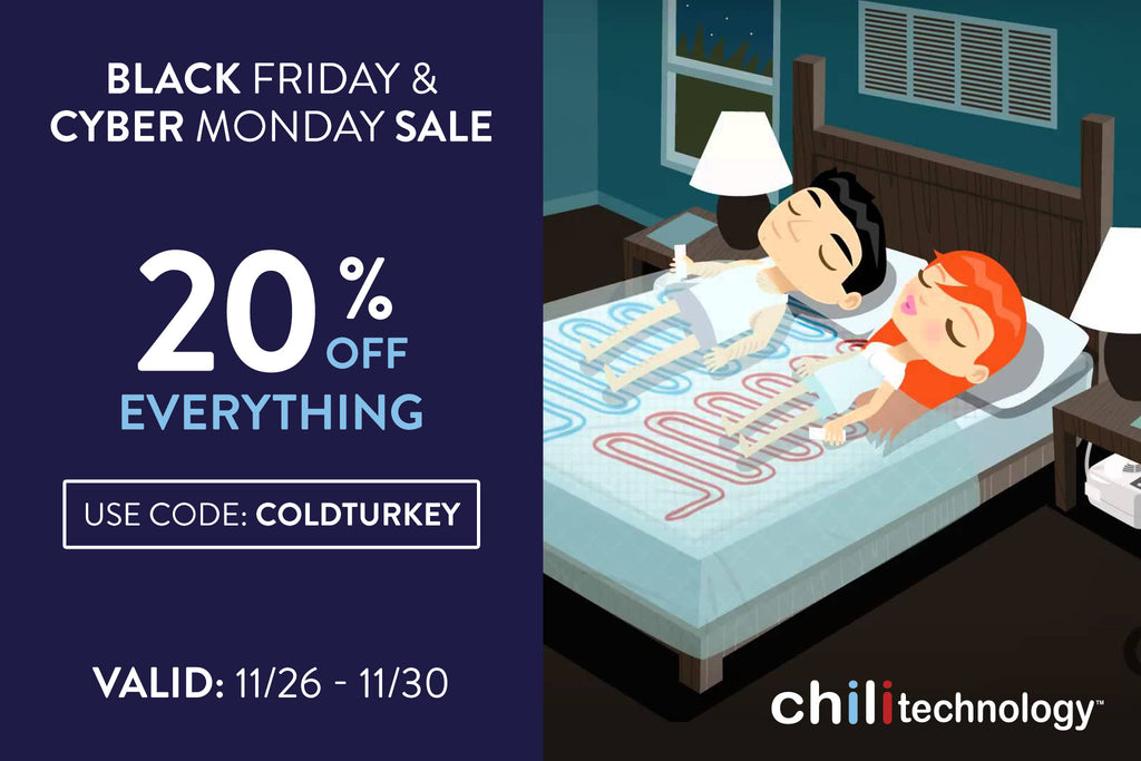 Black Friday Through Cyber Monday Deals with Chili Technology!
