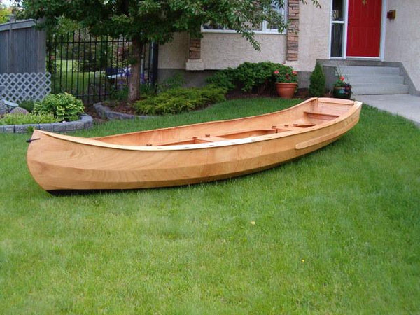 North Lakes 15 Freighter Canoe Waters Dancing Boat Kit