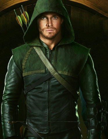 Green Arrow Original Hoodie - Limited Edition