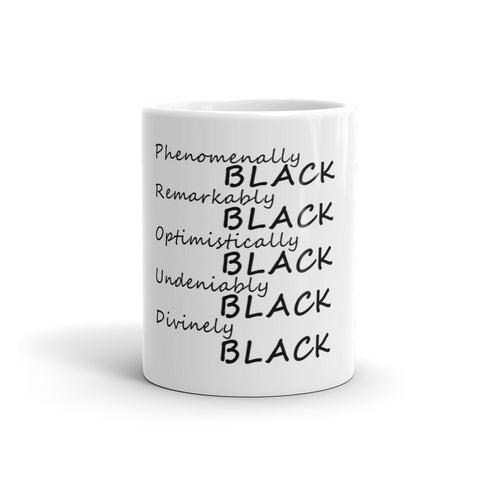 Proud Black Mug - Lane Apparel INC