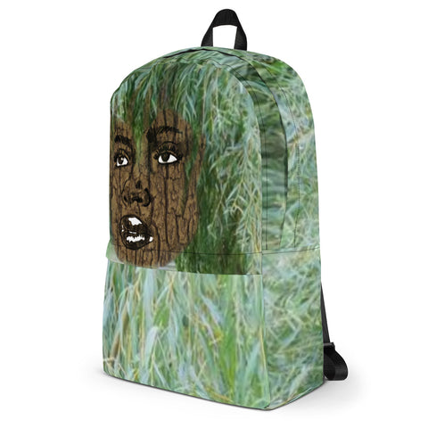 Lady Earth Backpack - Lane Apparel INC