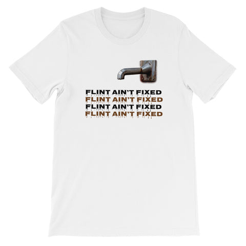 Flint Ain't Fixed Yet? - Lane Apparel INC