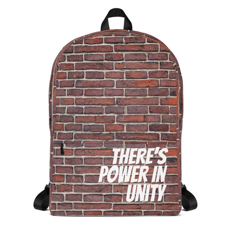 Power In Unity Backpack - Lane Apparel INC