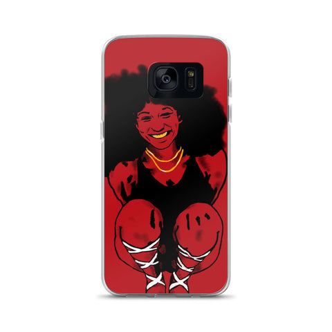 Say Cheese Samsung Case - Lane Apparel INC