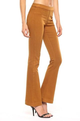 FLARE PULL-ON JEGGING
