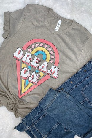 DREAM ON TEE