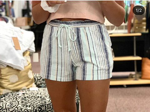 MILA STRIPE SHORTS
