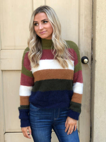 ALL ABOUT FALL SWEATER
