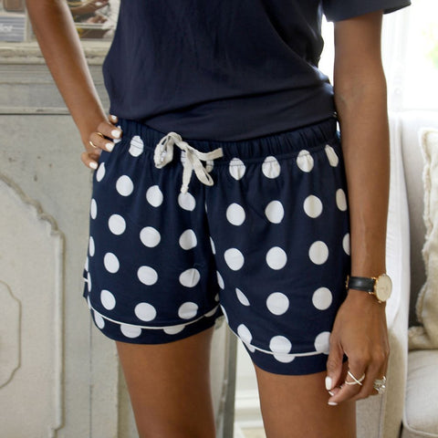 DOTTIE SLEEP SHORTS
