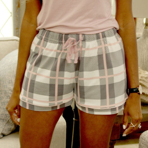 JACKIE SLEEP SHORTS