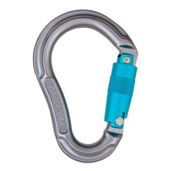 The Best Carabiner for Swiftwater Rescue!