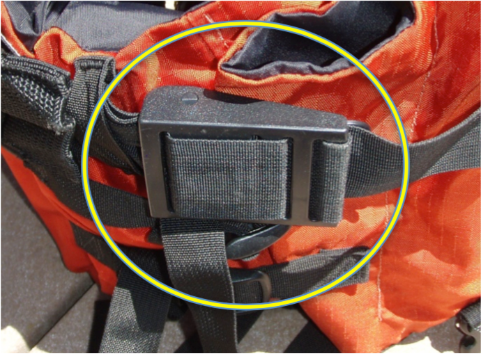 Making the rescue harness a universal fit for your team without any cuts.