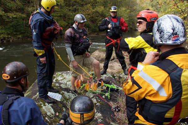 ACA Level 5 Advanced Swiftwater Rescue Course - H2O Rescue Gear