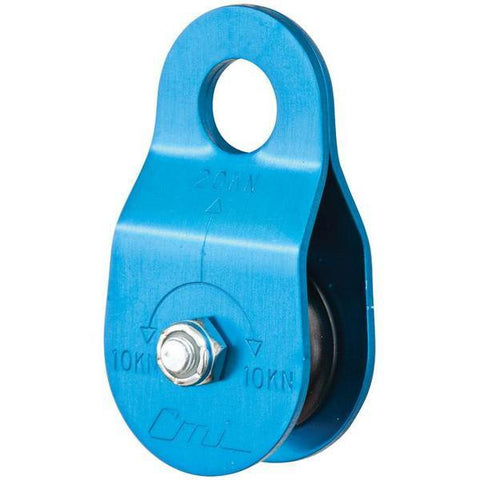 CMI Blue Micro Pulley - H2O Rescue Gear