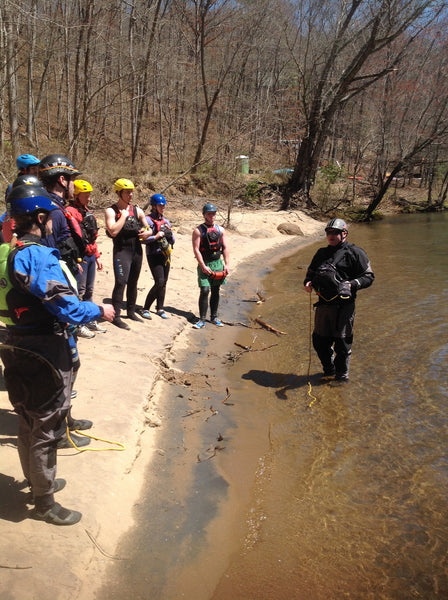 ACA Level 4 Swiftwater Rescue Course - H2O Rescue Gear