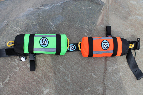 Dual Quick Repsonse Utility Belt - H2O Rescue Gear