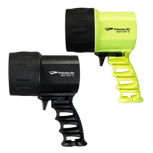 Princeton Tec Sector 5 Flash Light - H2O Rescue Gear