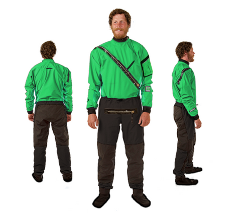 Kokatat Custom Dry Suit - H2O Rescue Gear