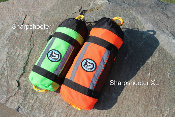 Sharpshooter XL Throw Bag