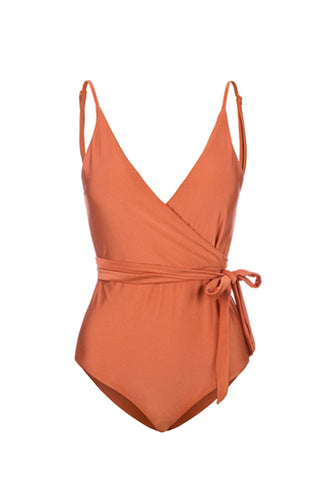 TOPSAIL MAILLOT IN COPPER