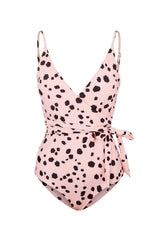 TOPSAIL MAILLOT IN DALMATIAN
