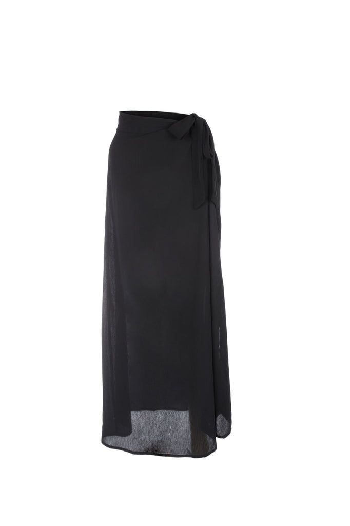 WAIKIKI SKIRT IN BLACK
