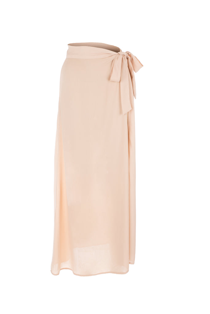 WAIKIKI SKIRT IN NUDE
