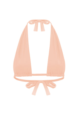 TURISTA TOP IN PEACH