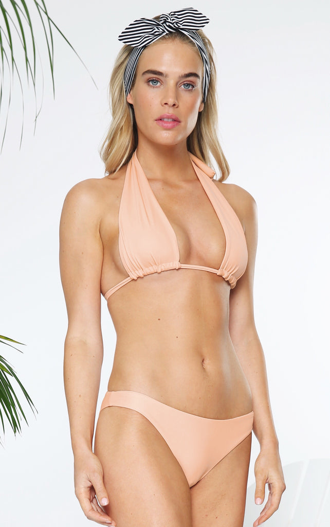 Basic Brief in Peach