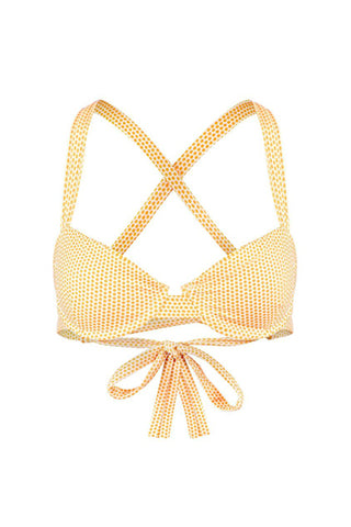 ROMANCE BRALETTE IN SUNRISE