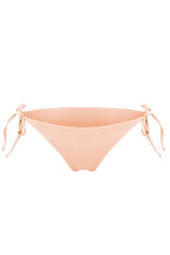 LOW-RISE BIKINI IN PEACH