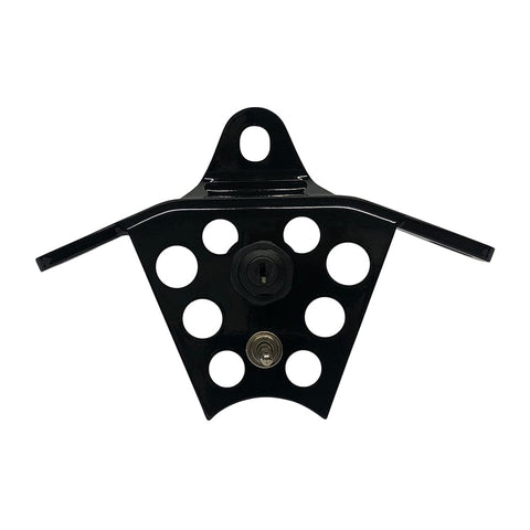 TOP MOTOR MOUNT KIT FOR TWISTED CHOPPERS FRAMES-FRAMES & HARDTAIL-HellBend Custom Cycles