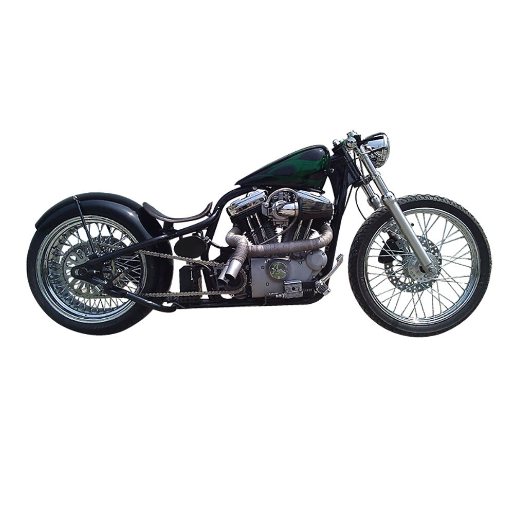 SPORTSTER DROP SEAT WELD-ON HARDTAIL KIT 82-03 HARLEY DAVIDSON® XL-FRAMES & HARDTAIL-HellBend Custom Cycles